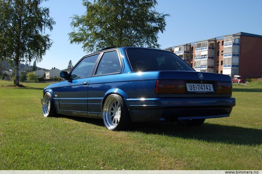 Hartge E30 Audiworld Forums