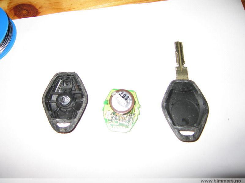 Byta Batteri I Bmw Nyckel