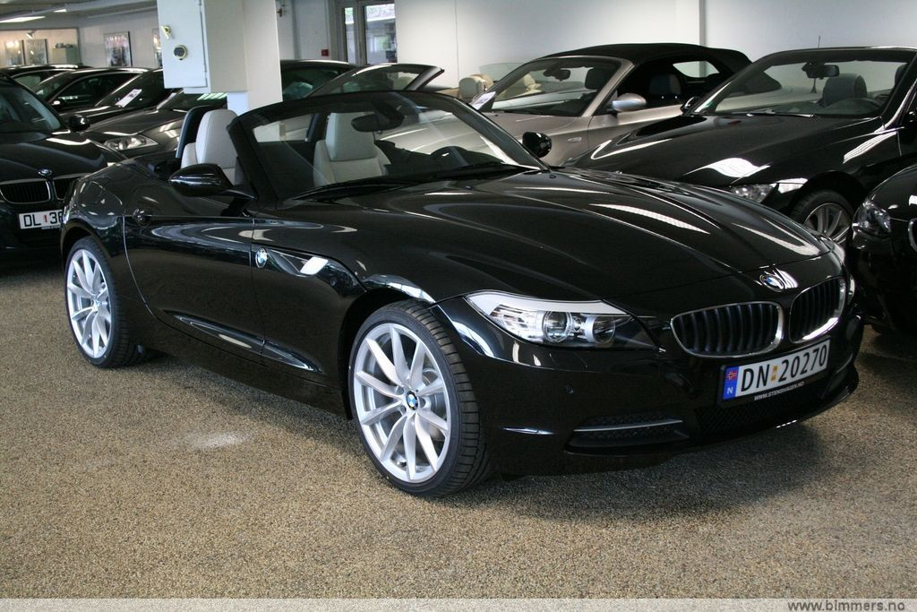 My 2009 Sdrive 23i Z4 Black With Design Pure White Update On Page 3