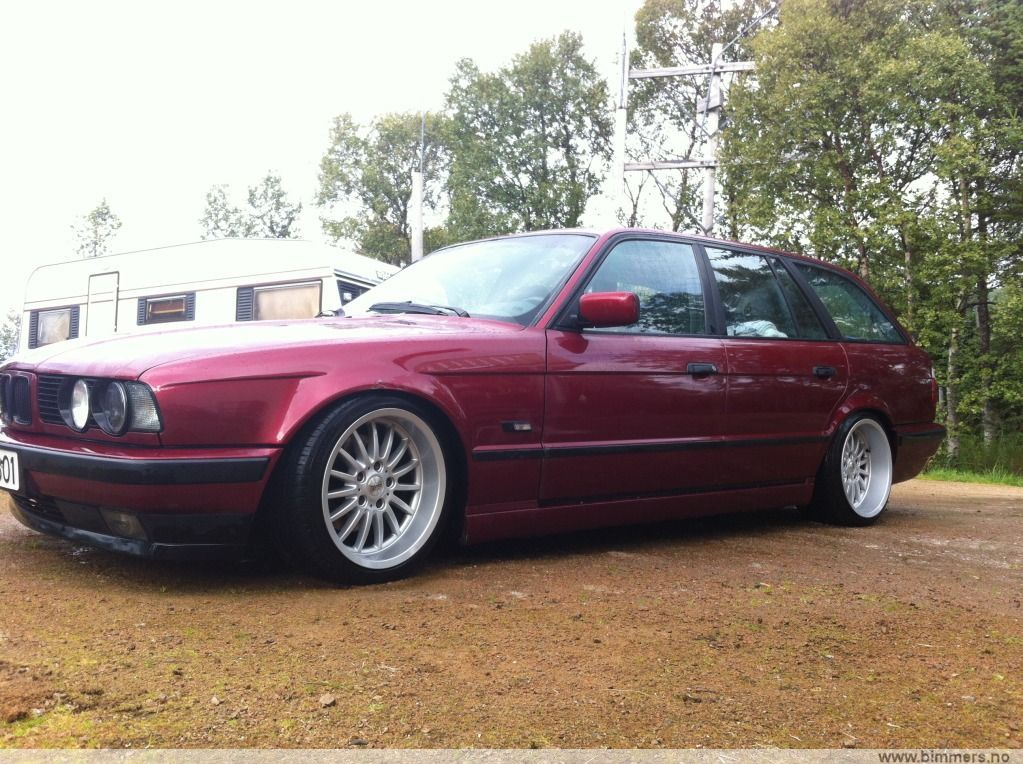 Photographs BMW 525 TDS Touring - sa1.1-themes