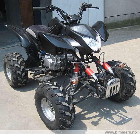 Atv 200cc billig