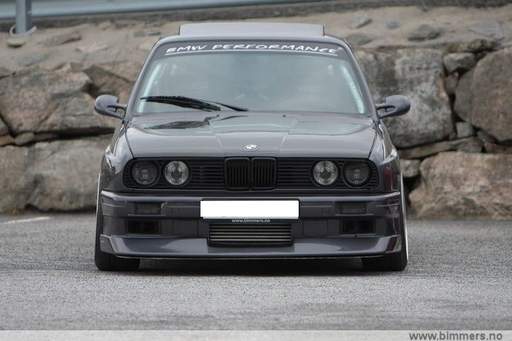 Bmw E30 M3 Turbo