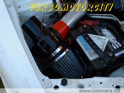 Elektrisk turbo