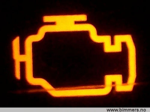 Motor lampe lyser toyota