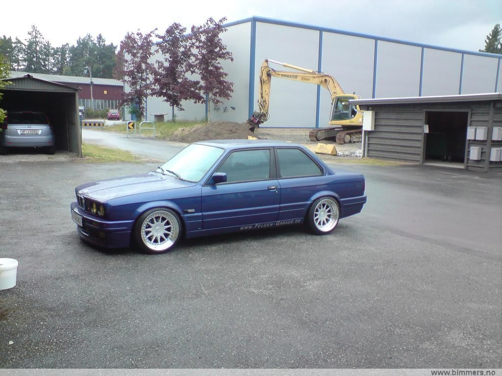 My Favorite Picture Of My E30 X R3vlimited Forums