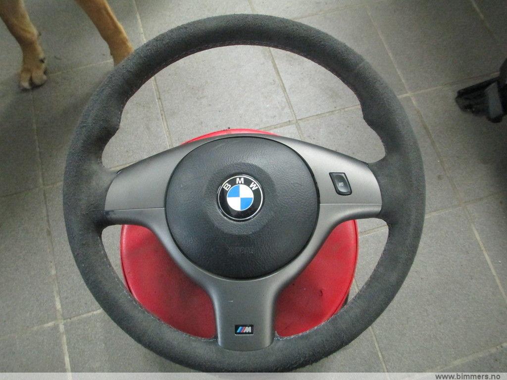 Er det lov med ratt uten airbag