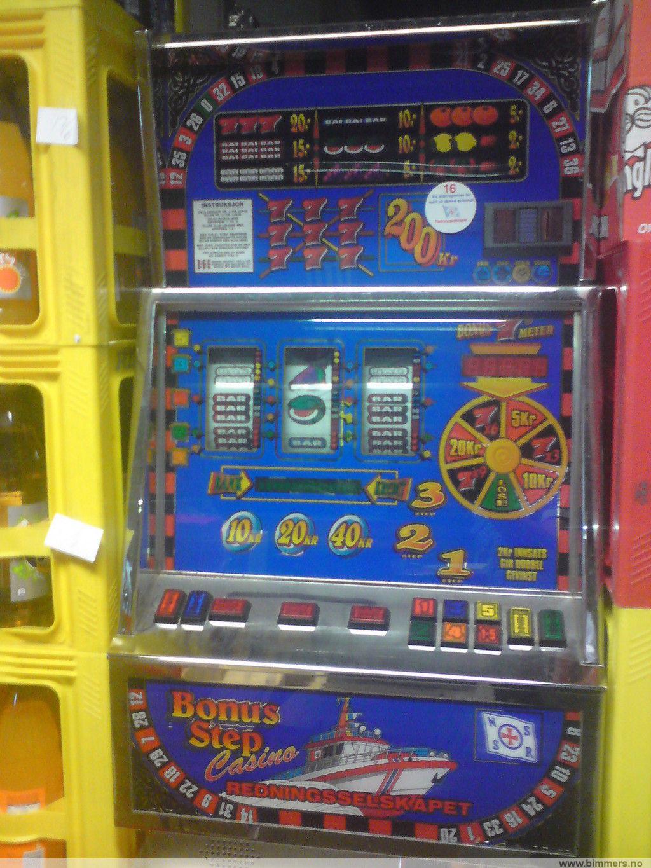 kjøp en spilleautomat i Russland
