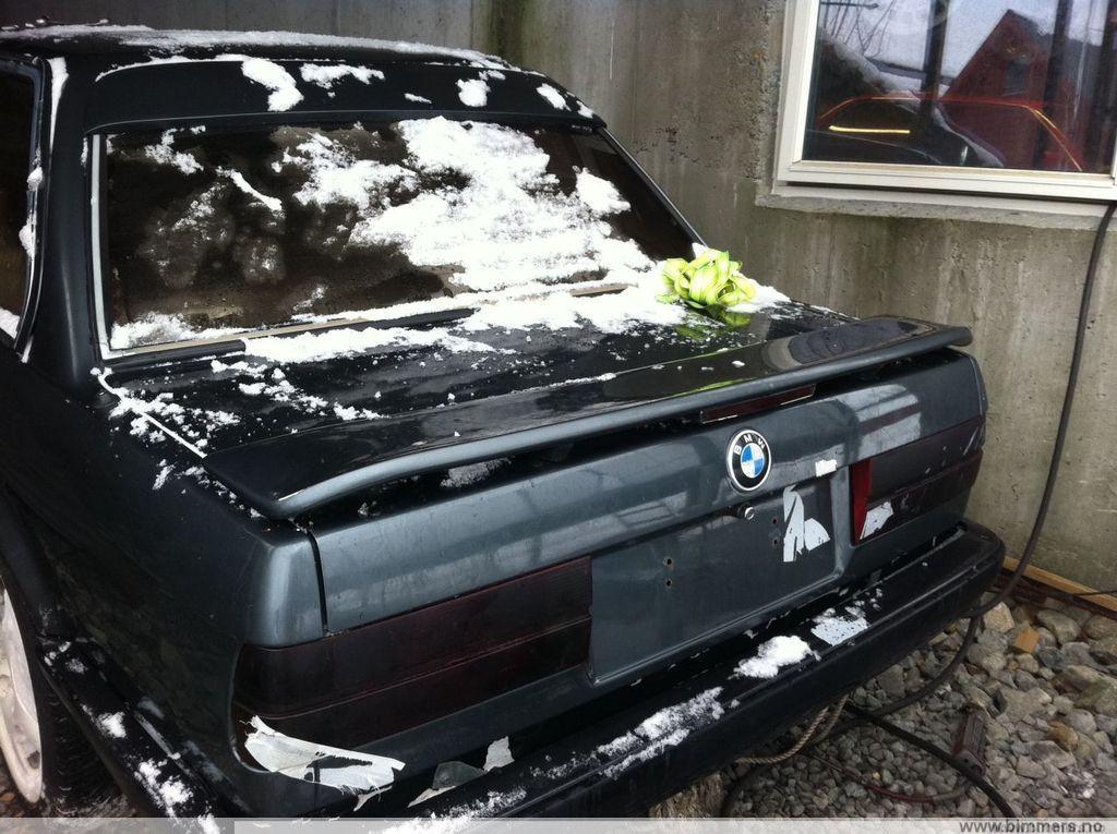 Recaro stoler e30,e36 osv BMW deler selges Bimmers.no