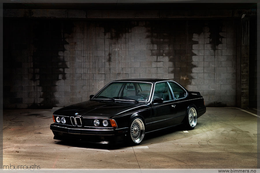 Bmw E24 Six Series Appreciation