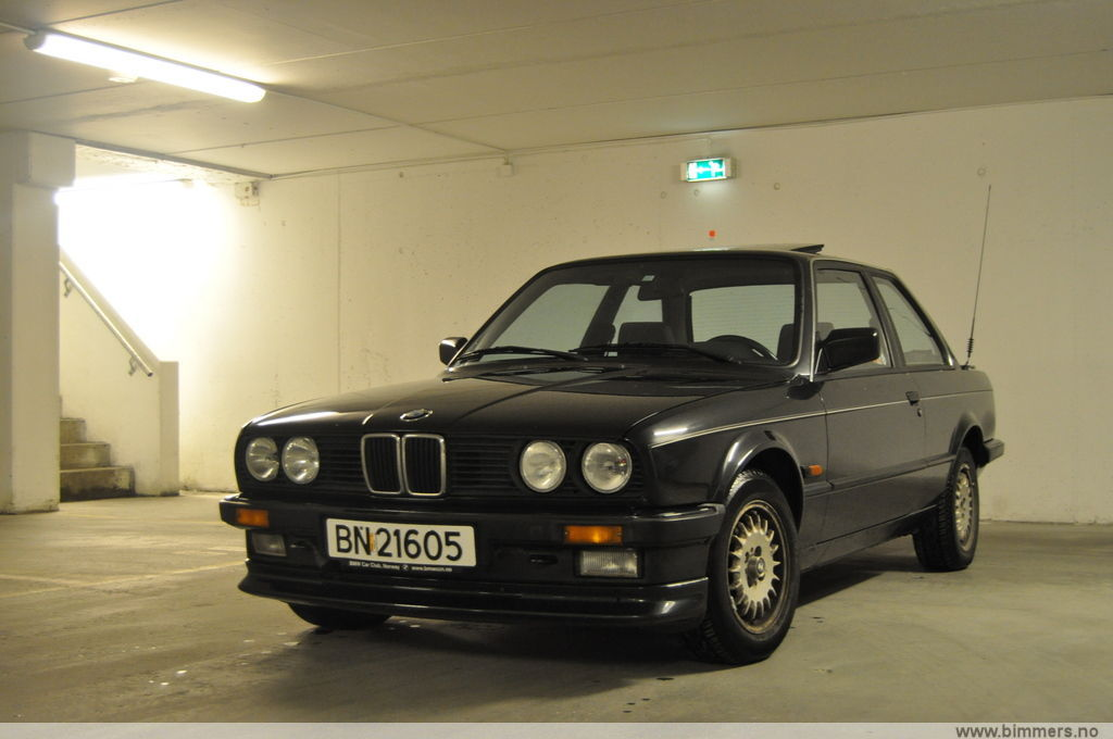 Norwegian E30 320i Edition S R3vlimited Forums