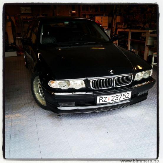 BMW E38 Club - Фотоподборочка №14  (Новогодняя) на 31.12.12 (Глазам на радость) (120 фото)