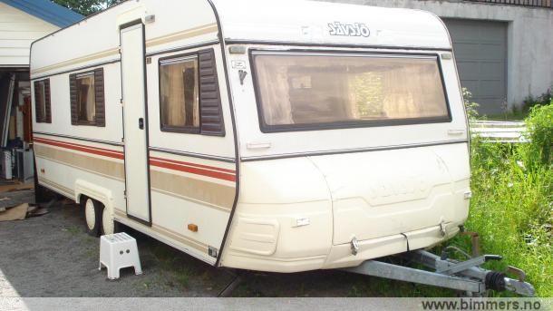 Selge campingvogn