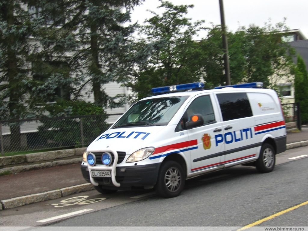 politibil vw