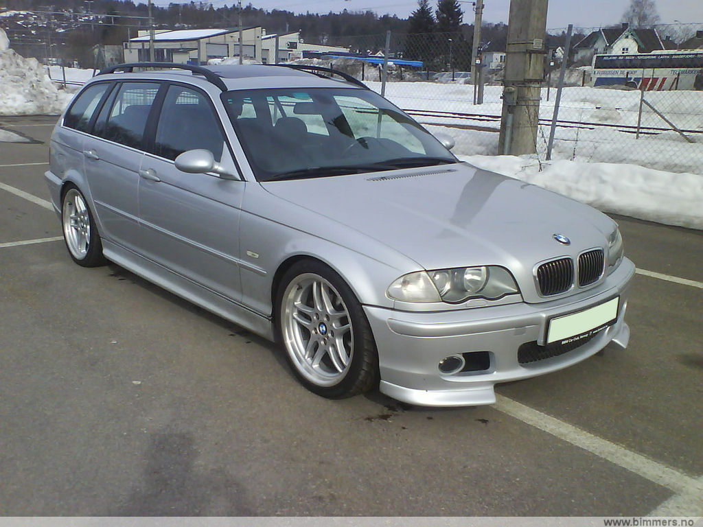My Touring With M Parallels E46fanatics